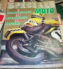 Speciale Moto raccolta KASCO n. 1/7 - ed. Peruzzo 1973/74 no adesivi