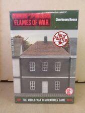 Llamas de la guerra campo de batalla en una caja nuevo y en caja casa europea-Lien BB156