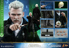 "Fantastic Beasts 2 - Gellert Grindelwald 1/6 Action Figure 12"" Mms513 Hot Toys"