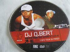DJ Q.BERT - REDSTAR DJ LIVE SESSION - DISC ONLY (DS) {DVD}