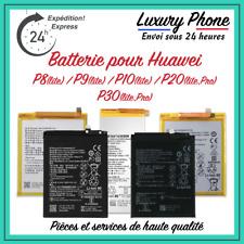 Batterie Interne Huawei P8 P9 P10 P20 P30 Lite Pro Plus Neuve Compatible ⚡