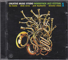 CREATIVE MUSIC STUDIO - woodstock jazz festival CD