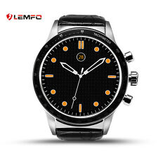 Lemfo Y3 3G SIM WiFi GPS Bluetooth Wireless Reloj Inteligente Wrist For Android