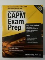 CAPM Exam Prep, 3rd Edition by Rita Mulcahy     (eb11)