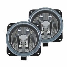 JAGUAR X-TYPE 2001-6/2004 FRONT FOG LIGHT LAMPS 1 PAIR O/S & N/S