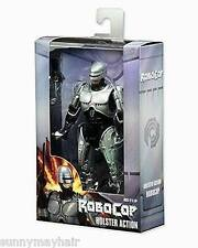 """NECA 7"""" Robocop Spring Loaded Holster Action Figure Box_Set Display Toy Gift"""