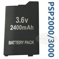 battery for PSP SLIM & LITE PSP 2000 PSP 2004 PSP 3000 PSP 3004 2400 MAH