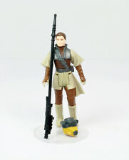 STAR WARS VINTAGE KENNER SW ROTJ 1983 LEIA BOUSHH ACTION FIGURE NO COO 100% COMP