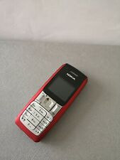 Nokia 2310 - Big Button Mobile Phone - Red - Good Condition - Unlocked