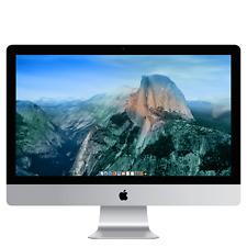 "Apple iMac 27"" (2009) Core i7 2,8 GHz 128 GB SSD 8 GB #Akzeptabel"