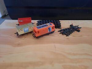DDR Spielzeug Eisenbahn