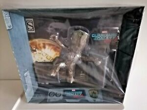 Sideshow Exclusive Hot Toys Guardians of the Galaxy Baby Groot Life Size Figure