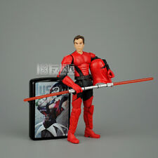 """New 3.75"""" Star Wars Series  the Empire Red Guard Action  Figure Toy #002"""