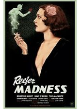 Reefer Madness 85th Anniversary Poster Regular Edition Free Shipping