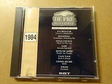 CD / DE PRE HISTORIE 1984