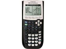 Texas Instruments Ti-84 Plus - Impact Resistant Cover, Battery Backup - 480 Kb,