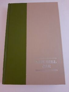 THE BELL JAR Sylvia Plath 1971 Harper & Row HCDJ Book Club Edition BCE