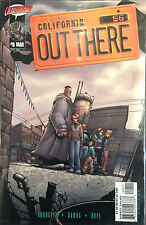 Out There #8 NM- 1st Print Free UK P&P Cliffhanger Comics