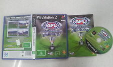 AFL Premiership 2007 Sony PlayStation 2 PS2 With Manual PAL Version