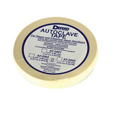 "Defend Autoclave Tape - 1"" x 60 yds - 2.54cm x 54.6M - Tattoo - Sterilization"