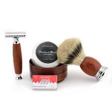 Men Adjustable Safety Razor Shaving Set Double Edged