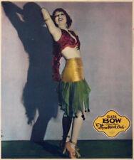 THREE WEEKENDS (1928) CLARA BOW AS FLAPPER JUMBO LOBBY CARD 14 X 17