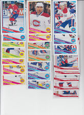13/14 OPC Montreal Canadiens Team Set with RCs - Roy Price +