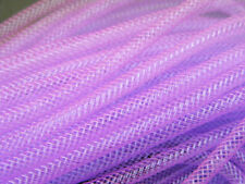 4mm SKINNY TUBULAR CRIN PURPLE CYBERLOX DREADS 5 METRES GIFT WRAPPING
