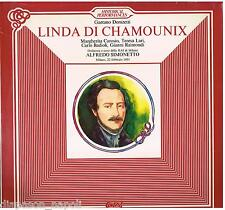 Donizetti: Linda Di Chamounix / Simonetto, Carosio, Raimondi, Milano 22.2.951 LP