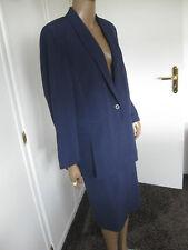 Basler Traum-Kostüm 42 blau mit Schurwolle