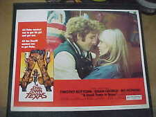 A SMALL TOWN IN TEXAS, nr mint orig LCS [Timothy Bottoms, Susan George]