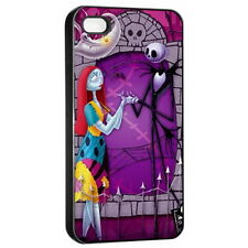 Nightmare Before Christmas Apple iPhone 4/4s Seamless Case Cover Black Hot NEW
