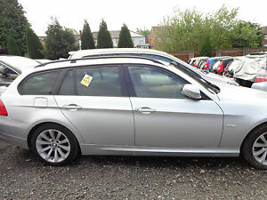 BMW 3 SERIES E91 LCI 318I SE ESTATE 2009 O/S REAR BARE DOOR BREAKING/PARTS