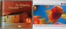 Doppelpack - 2 CDs (NEU) - GUIDANCE Recordings - Hi:Fidelity HOUSE 3 und 4