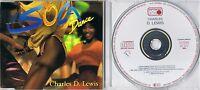 CHARLES D LEWIS - SOCA DANCE -  Maxi CD - Bajan Mix