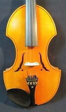 BAROQUE STYLE HAND MADE VIOLIN, LOVELY PIECE, POWERFUL TONE, WITH BOW/CASE.