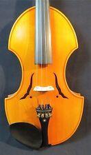 Estilo Barroco violín hecho a mano, pieza hermosa, potente tono, con arco/caso.