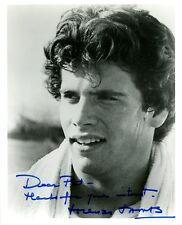 LORENZO LAMAS Signed Photo
