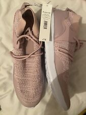Ladies Pink Trainers/casual Shoes BNWT from George Size 8