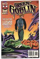 Green Goblin 13 Marvel 1996 NM Final Issue Spider-Man