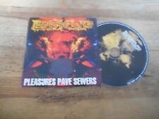 CD Metal Lockup - Pleasures Pave Sewers (12 Song) Promo NUCLEAR BLAST cb