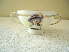 "Vintage 2 Handle Tea Cup "" Beautiful Collectible Displayable Item """