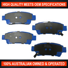 Protex Blue Rear DB1660B Brake Pads for Toyota Tarago Avensis Verso