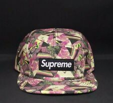 SUPREME LIBERTY THORGERSON CAMP CAP PANEL HAT ADJUSTABLE TAN F/W 2013 BOX LOGO
