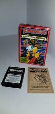 PAL CBS VERSION DONKEY KONG GAME CIB FOR ATARI 2600 ( NOT FOR USA) S35