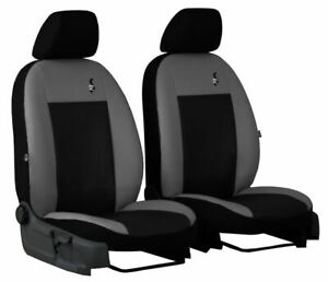 Eco-Leather Tailored Front 1+1 Seat Covers CITROEN SPACETOURER  2017 - onwards