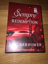 Sempre Redemption ~ J.M. Darhower ~ MP3 CD Unabridged Audio UAB ~ Romance