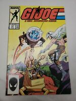 G.I. Joe, A Real American Hero #59 (1987) Marvel Good Condition