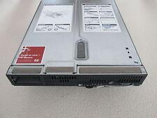 HP Bladeserver BL860c G1, 1 x Itanium II 9015, 16GB Speicher, ohne Festplatten