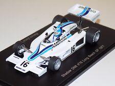 1/43 Spark F1 Shadow DN8 Car #16 Long Beach GP 1977 R.Zorzi  S1692